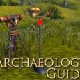 Archeologia to profesja drugorzędna (tak samo jak np. cooking) wprowadzona wraz z trzecim dodatkiem do gry. Pozwala ona graczom na odkrywanie tajemnic poprzez odkopywanie nowych umiejętności i przedmiotów. Tajemnice kryją...