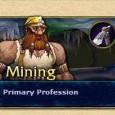 Górnictwo (Mining) – Poradnik profesji Z tego poradnika dowiesz się jak skutecznie lvlować profesję górnika. Górnictwo ro profesja przynosząca bardzo duże dochody gdyż wydobywane sztabki są porządane przez innych graczy...